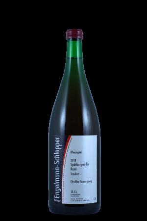 Engelmann-Schlepper pinot noir rosé 75cl Wijnzat