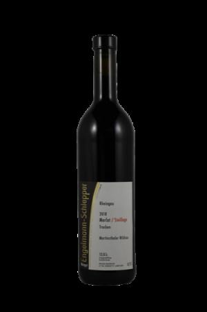 Engelmann-Schlepper merlot steillage rood 75 cl Wijnzat
