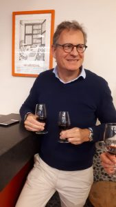 Zuid-Afrika Mooi Bly Syrah rode wijn wijnproeverij