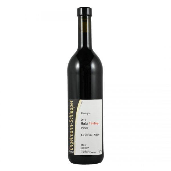 Engelmann-Schlepper rode wijn merlot 75cl wijnzat