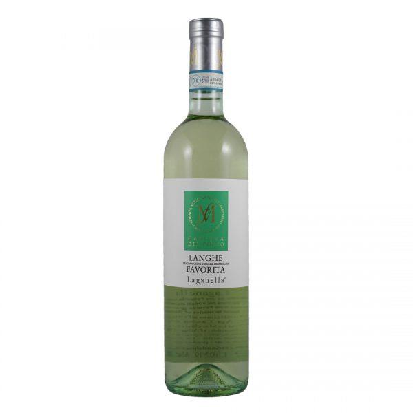 Cascina del Pozzo witte wijn favorita 75cl Wijnzat
